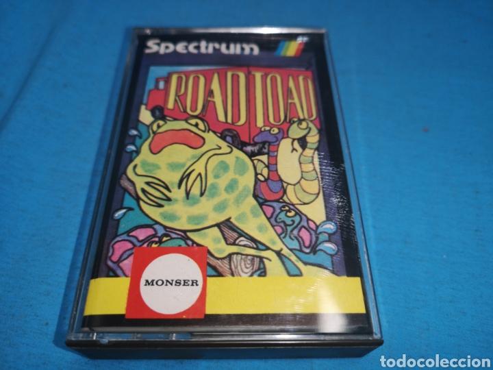 Videojuegos y Consolas: Juego spectrum, road toad - Foto 2 - 168159218