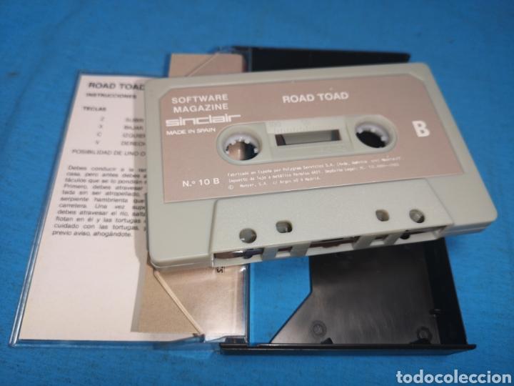 Videojuegos y Consolas: Juego spectrum, road toad - Foto 5 - 168159218