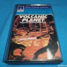 Videojuegos y Consolas: JUEGO SPECTRUM, VOLCANIC PLANET. Lote 168199852
