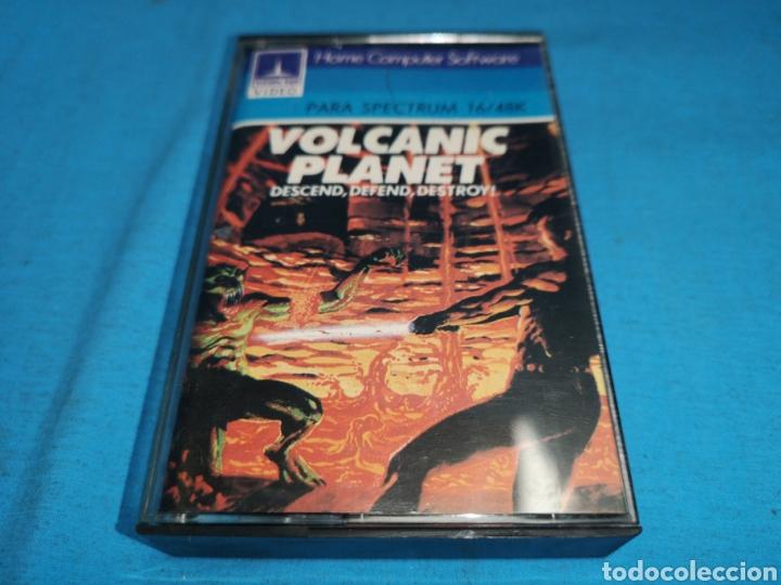 Videojuegos y Consolas: Juego spectrum, volcanic planet - Foto 2 - 168199852