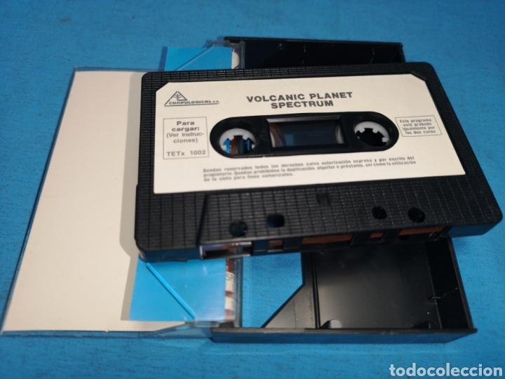 Videojuegos y Consolas: Juego spectrum, volcanic planet - Foto 6 - 168199852