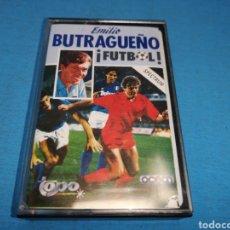 Videojuegos y Consolas: JUEGO SPECTRUM, EMILIO BUTRAGUEÑO, FUTBOL. Lote 168200462