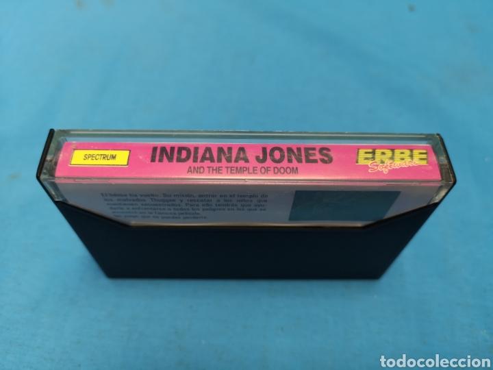 Videojuegos y Consolas: Juego spectrum, Indiana Jones and the temple of doom - Foto 4 - 168211480
