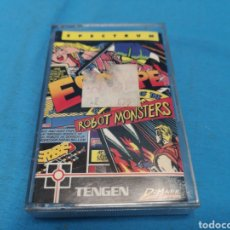 Videojuegos y Consolas: JUEGO SPECTRUM, ESCAPE FROM THE PLANET OF THE ROBOT MONSTERS BY TENGEN. Lote 168212796