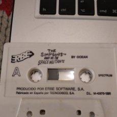 Videojuegos y Consolas: THE SIMPSONS BART VS TVE SPACE MUTANTS OCEAN 1991. Lote 168335472