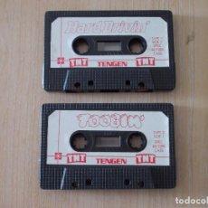 Videojuegos y Consolas: JUEGOS SPECTRUM. PACK TNT, 2 CINTAS.. Lote 168369048