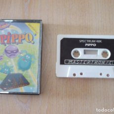 Videojuegos y Consolas: JUEGO SPECTRUM. PIPPO. MASTERTRONIC.. Lote 168373464