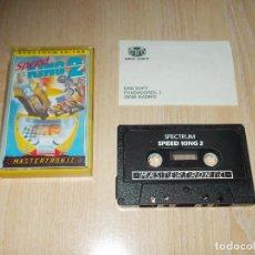 Videojuegos y Consolas: JUEGO SPECTRUM SPEED KING 2. MASTERTRONIC / DRO SOFT.. Lote 168384500