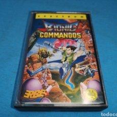 Videojuegos y Consolas: JUEGO SPECTRUM, BIONIC COMANDO BY GO. Lote 168480064