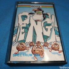 Videojuegos y Consolas: JUEGO SPECTRUM, PENGY. Lote 168480633
