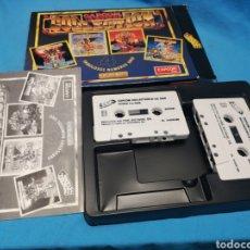 Videojuegos y Consolas: JUEGO SPECTRUM, CAPCOM COLLECTION BY U. S. GOLD, STRIDER I Y II, DYNASTY..... Lote 168488918