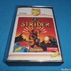 Videojuegos y Consolas: JUEGO SPECTRUM, STRIDER 2. Lote 168495145