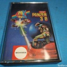 Videojuegos y Consolas: JUEGO SPECTRUM, PANZER-3D. Lote 168500673