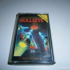 Videojuegos y Consolas: JUEGO DE SPECTRUM - BULLSEYE - CAJA PEQUEÑA - MASTERTRONIC. Lote 169199804