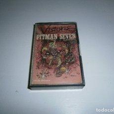 Videojuegos y Consolas: JUEGO DE SPECTRUM - PITMAN SEVEN - CAJA PEQUEÑA - VISIONS. Lote 169353632
