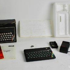 Videojuegos y Consolas: SINCLAIR ZX SPECTRUM. PERSONAL COMPUTER. 84 K RAM. 1ª EDICION, 1982.. Lote 169889156