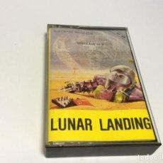 Videojuegos y Consolas: JUEGO SPECTRUM LUNAR LANDING. Lote 170311928