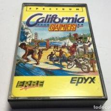 Videojuegos y Consolas: JUEGO SPECTRUM CALIFORNIA GAMES. Lote 170312900