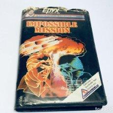 Videojuegos y Consolas: JUEGO SPECTRUM IMPOSSIBLE MISSION. Lote 170455944
