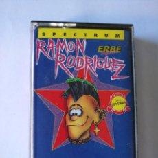 Videojuegos y Consolas: RAMÓN RODRÍGUEZ TESTEADO. Lote 170544884