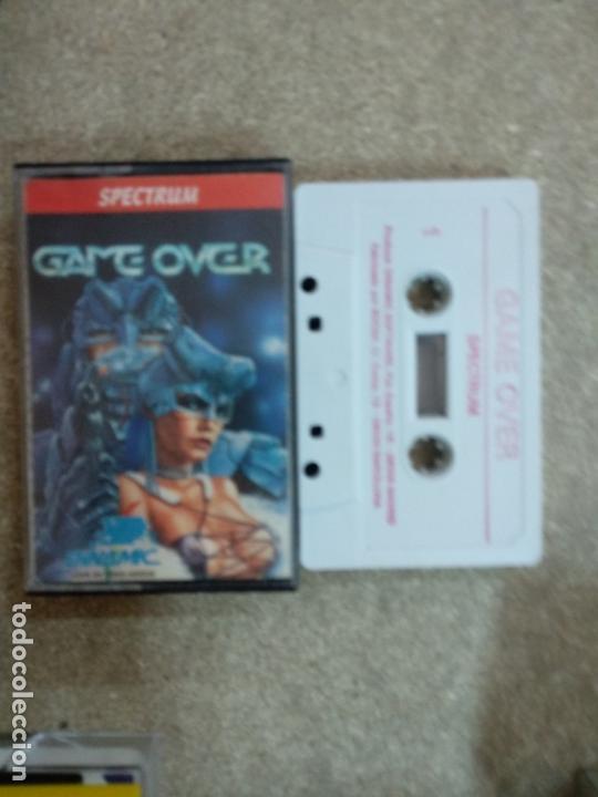 GAME OVER - ZX SPECTRUM (Juguetes - Videojuegos y Consolas - Spectrum)