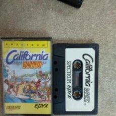 Videojuegos y Consolas: CALIFORNIA GAMES - ZX SPECTRUM. Lote 171349635