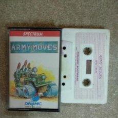 Videojuegos y Consolas: ARMY MOVES - ZX SPECTRUM. Lote 171350164