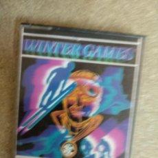 Videojuegos y Consolas: WINTER GAMES - ZX SPECTRUM. Lote 171352950