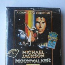 Videojuegos y Consolas: MOONWALKER MICHEAL JACKSON TESTEADO. Lote 171628040