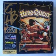 Videojuegos y Consolas: HERO QUEST TESTEADO SPECTRUM. Lote 172248909