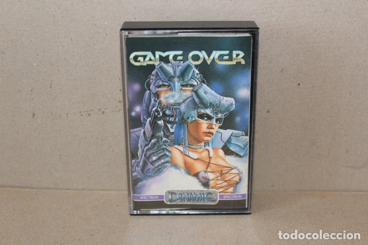 SPECTRUM. GAME OVER (DINAMIC) - SINCLAIR SPECTRUM. (Juguetes - Videojuegos y Consolas - Spectrum)