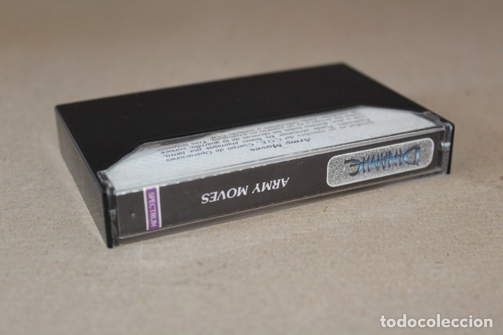 Videojuegos y Consolas: SPECTRUM. ARMY MOVES (DINAMIC) - SINCLAIR SPECTRUM. - Foto 3 - 172555524