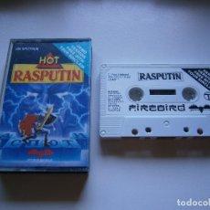 Videojuegos y Consolas: JUEGO DE SPECTRUM - RASPUTIN (DEMO) - FIREBIRD SOFTWARE - CAJA PEQUEÑA. Lote 172872009