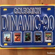 Videojuegos y Consolas: DINAMIC 90 PARA SPECTRUM CAJA. Lote 172873293