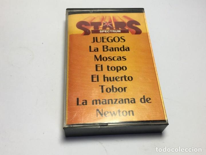 JUEGOS SPECTRUM STARS SPECTRUM (Juguetes - Videojuegos y Consolas - Spectrum)