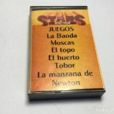 Videojuegos y Consolas: JUEGOS SPECTRUM STARS SPECTRUM. Lote 172925095