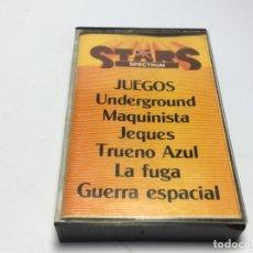Videojuegos y Consolas: JUEGOS STARS SPECTRUM. Lote 172925370