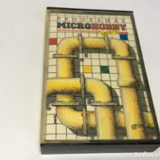 Videojuegos y Consolas: JUEGOS PROGRAMAS MICROHOBBY SPECTRUM. Lote 172925548