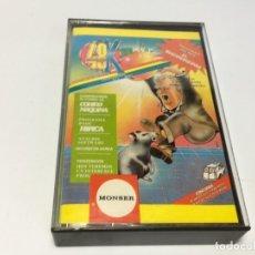 Videojuegos y Consolas: JUEGOS MONSER SPECTRUM . Lote 172925788