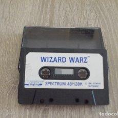 Videojuegos y Consolas: JUEGO SPECTRUM. WIZARD WARZ. GO¡. Lote 173139985
