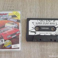 Videojuegos y Consolas: JUEGO SPECTRUM. SUPER STUNT MAN. CODEMASTERS. Lote 173143908