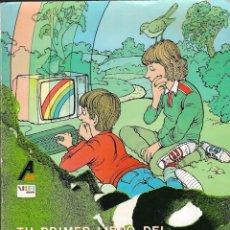 Videojuegos y Consolas: MI PRIMER LIBRO DEL ZX SPECTRUM - JOHN DEWHIRTS, ROSEMARY TENNISON - ANAYA MULTIMEDIA - ANAYA S.A., . Lote 173368672
