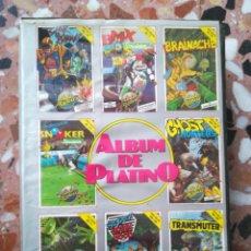 Videogiochi e Consoli: ALBUM DE PLATINO SPECTRUM. Lote 173431099