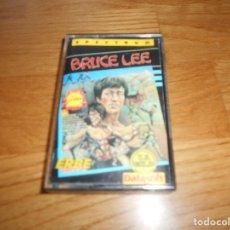 Videojuegos y Consolas: JUEGO SPECTRUM, BRUCE LEE. DATASOFT / US GOLD / ERBE. LOMO ROSA. Lote 173452288