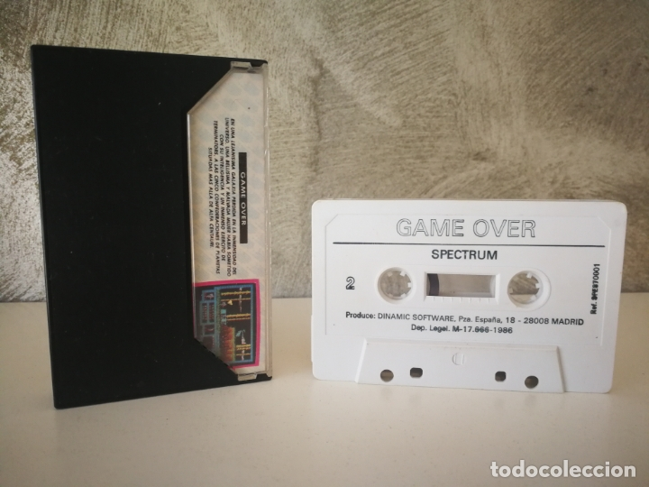 Videojuegos y Consolas: GAME OVER SPECTRUM - Foto 2 - 174042737