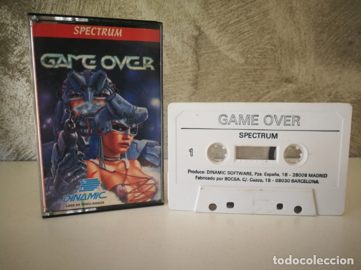 Videojuegos y Consolas: GAME OVER SPECTRUM - Foto 1 - 174042737