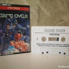 Videojuegos y Consolas: GAME OVER SPECTRUM. Lote 174042737