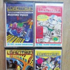 Videojuegos y Consolas: LOTE SPECTRUM LOAD N RUN. Lote 174230820