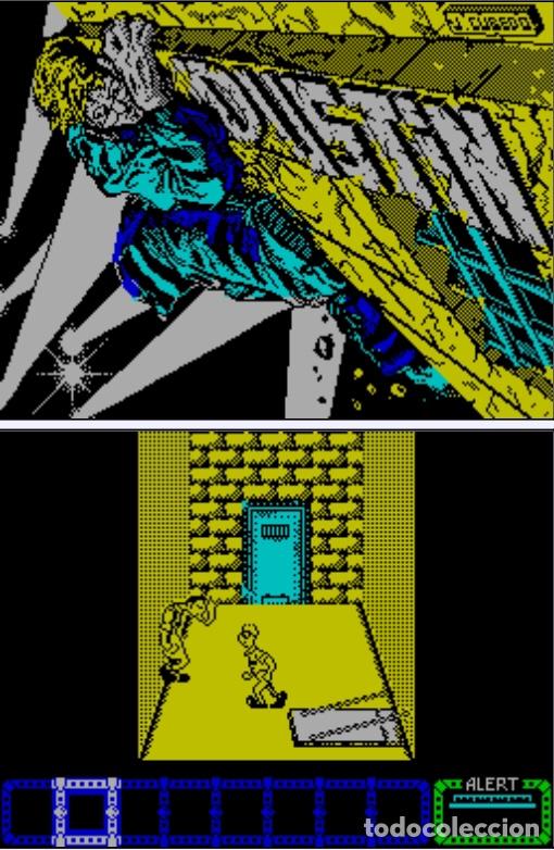Videojuegos y Consolas: Monstruo Pack [Dinamic] [1987] [ZX Spectrum] Army Moves,Dustin,Livingstone Supongo,Highway Encounter - Foto 6 - 47026214
