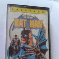 Videojuegos y Consolas: BAT MAN - SPECTRUM. Lote 174980750